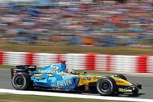 Todos los podios y ganadores del GP de España de F1... en Barcelona