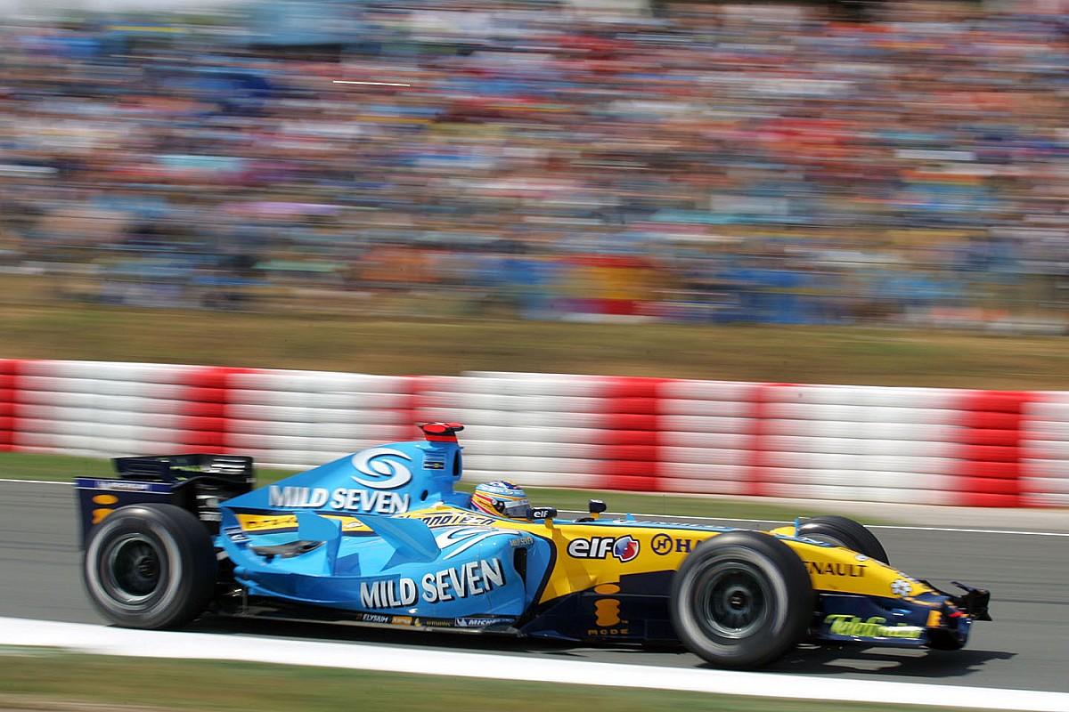 Le DAS de Mercedes rappelle le mass damper à Renault