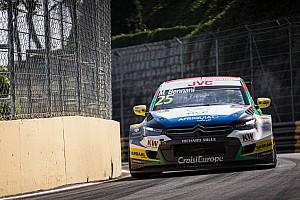 WTCC Reporte de la carrera Mehdi Bennani se lleva la primera carrera en Macao
