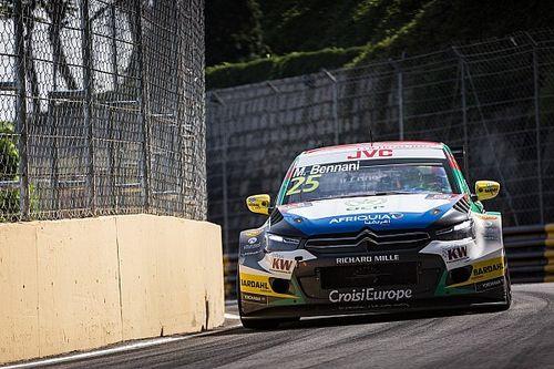 Mehdi Bennani se lleva la primera carrera en Macao