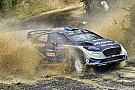 WRC Lluvia torrencial provoca cancelación de etapa de Rally de Australia