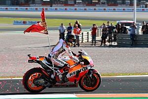 MotoGP Diaporama Diaporama - La carrière d'un phénomène nommé Marc Márquez