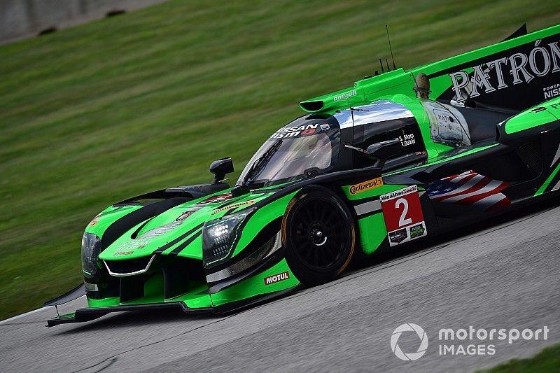 Petit Le Mans: ESM 1-2 in Thursday night practice