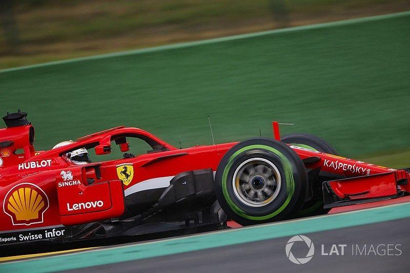 Vettel considera que la Q3 fue una confusión