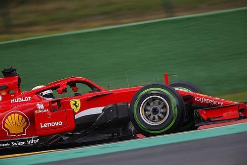 Vettel relata que ficou sem bateria no final do Q3 em Spa