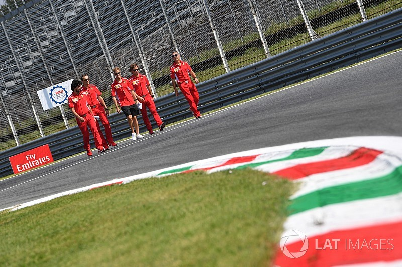 Monza: két DRS-zóna, IndyCar-bajnok versenybírói szerepben