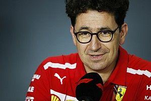 A Ferrari szerint még mindig a Mercedes a favorit: interjú az új csapatfőnökkel