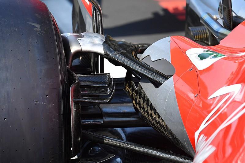 Ferrari: la sospensione posteriore della Rossa finalmente diventa idraulica