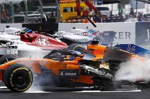Las fotos más increíbles del GP de Bélgica 2018 de F1