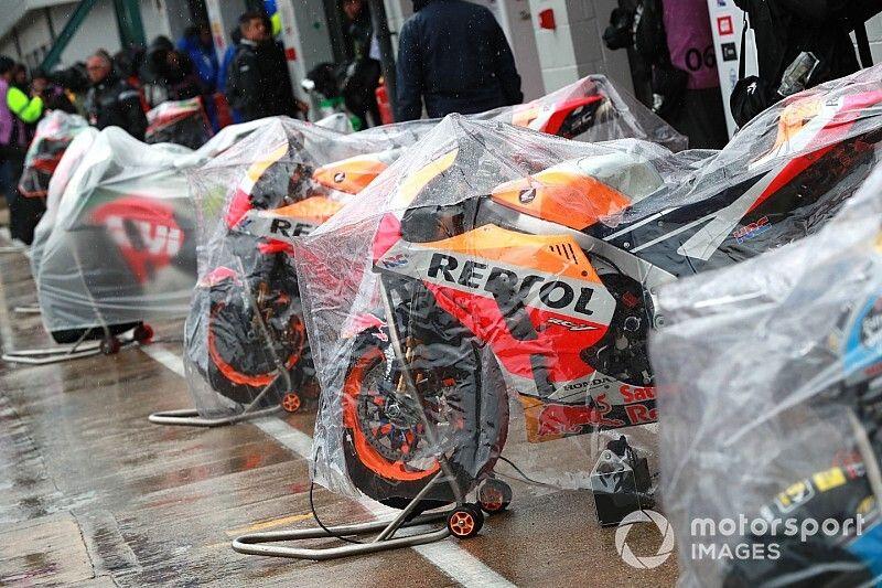 La pluie bouscule le programme du GP de Malaisie