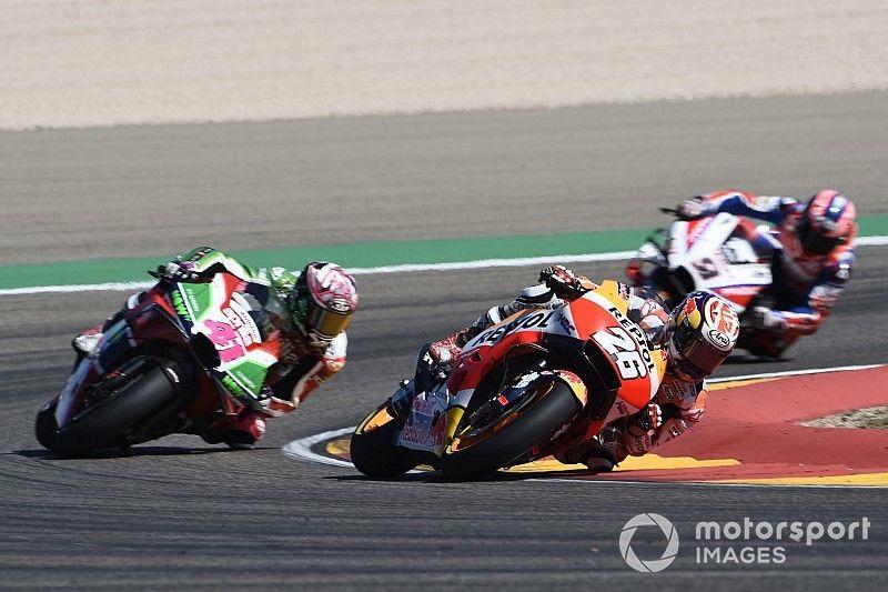 """Pedrosa: """"En febrero fuimos bien, pero ahora las Ducati están súper fuertes"""""""