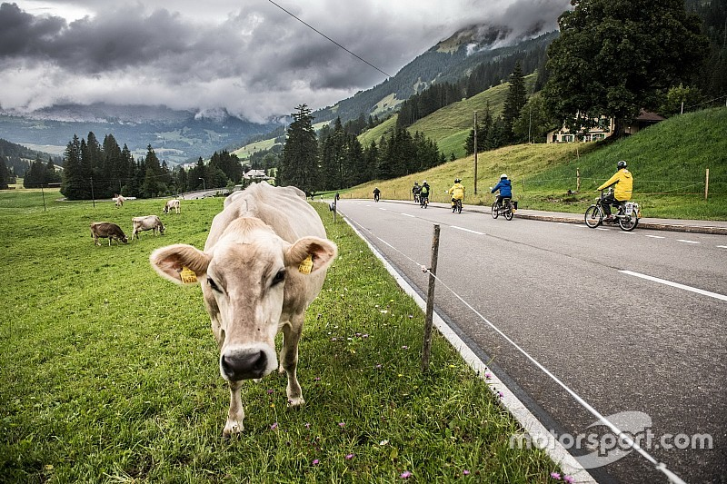 Video, Motorsport.com Svizzera alla Red Bull Alpenbrevet 2018