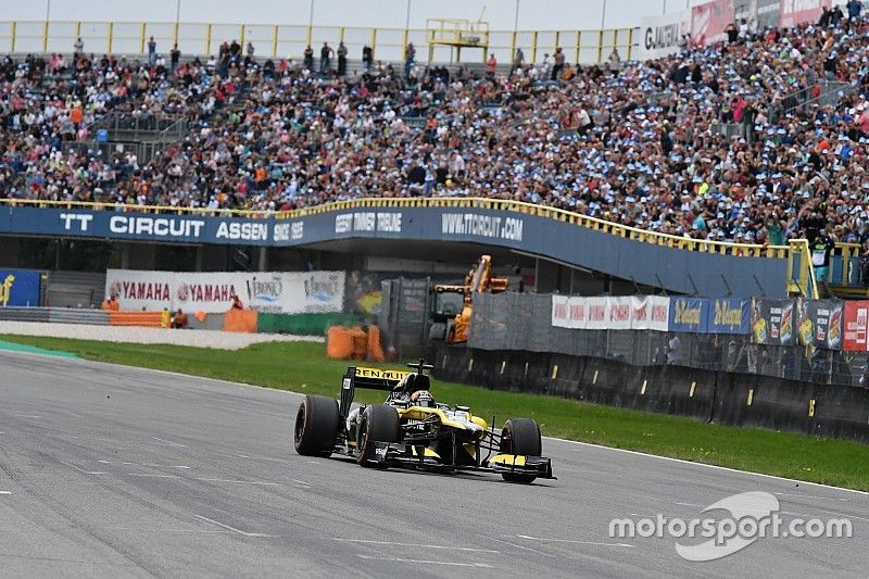Assen to chase Dutch GP deal as Zandvoort exclusivity ends