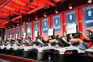 Гонщик F1 eSports похудел на 15 кг, готовясь к киберспортивному чемпионату