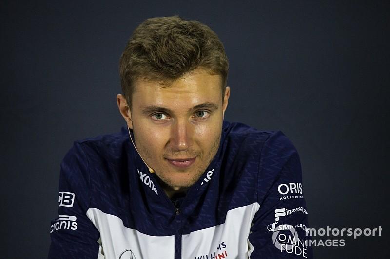 """Sirotkin: Williams de 2019 é """"grande passo à frente"""""""