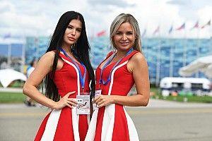 Képgaléria az Orosz Nagydíj csütörtöki napjáról