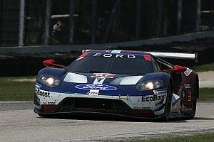 VIR IMSA: Westbrook quickest for Ford in first practice