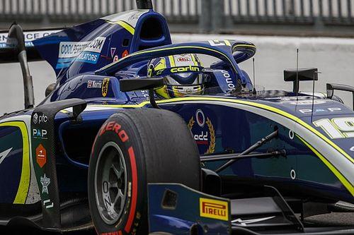 Sochi F2: Norris leads de Vries in practice