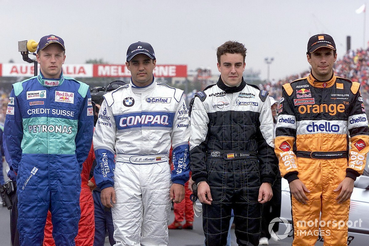 Un día como hoy: Gran Premio de Australia 2001