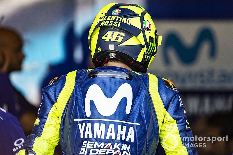 """Rossi: """"¿Dónde está la moto del año que viene?"""
