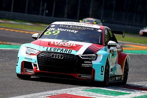 Dominio e pole position per Jean-Karl Vernay a Monza