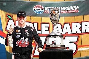 NASCAR K&N East champ Tyler Ankrum to make Truck debut