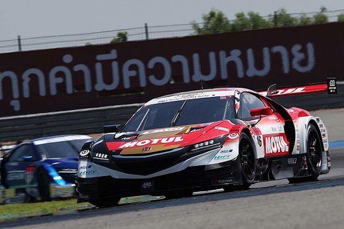 NSX-GT&ヨコハマ初ポール、中嶋大祐「ポールを獲るまで力をつけた」