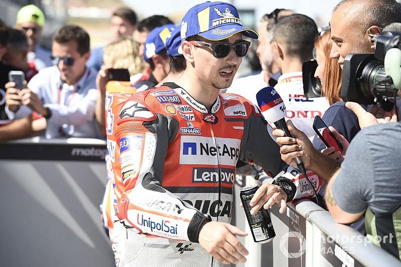 Details finalised for Lorenzo's Honda debut