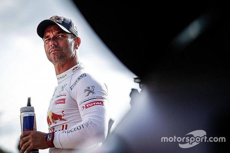 Loeb joined Citroen for pre-Rally GB test