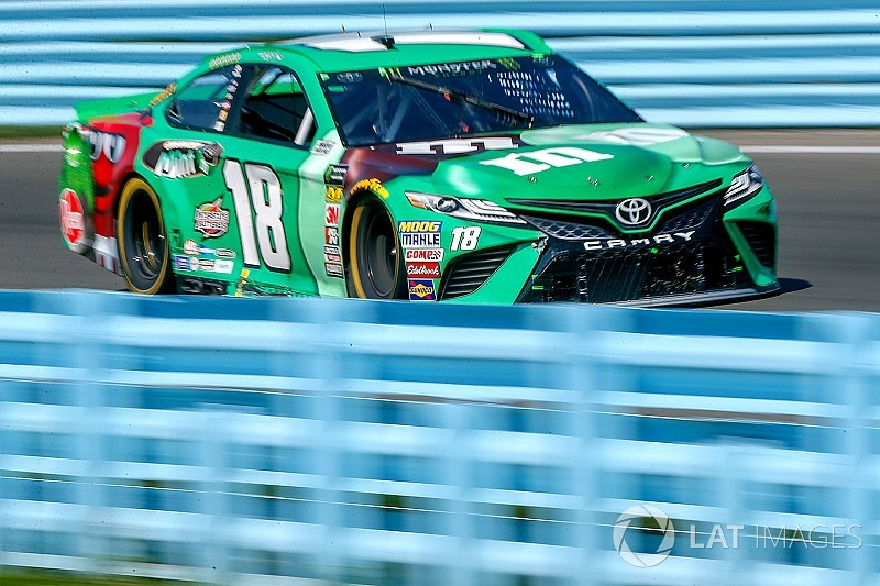 "Kyle Busch on fueling issues: ""Nothing surprises me anymore"""