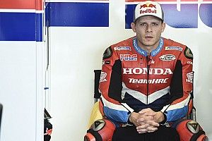 Bradl to replace injured Crutchlow at Sepang