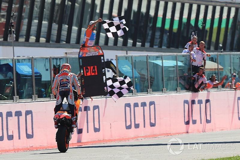 """Márquez: """"La suerte es que Ducati ha despertado tarde"""""""