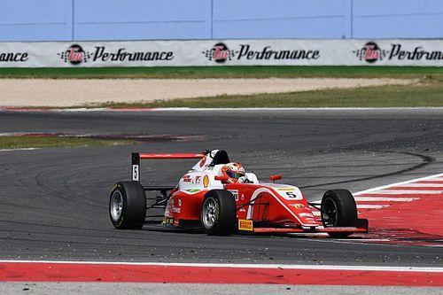 AO VIVO: Assista Gianluca Petecof na corrida 2 da F4 Italiana em Ímola
