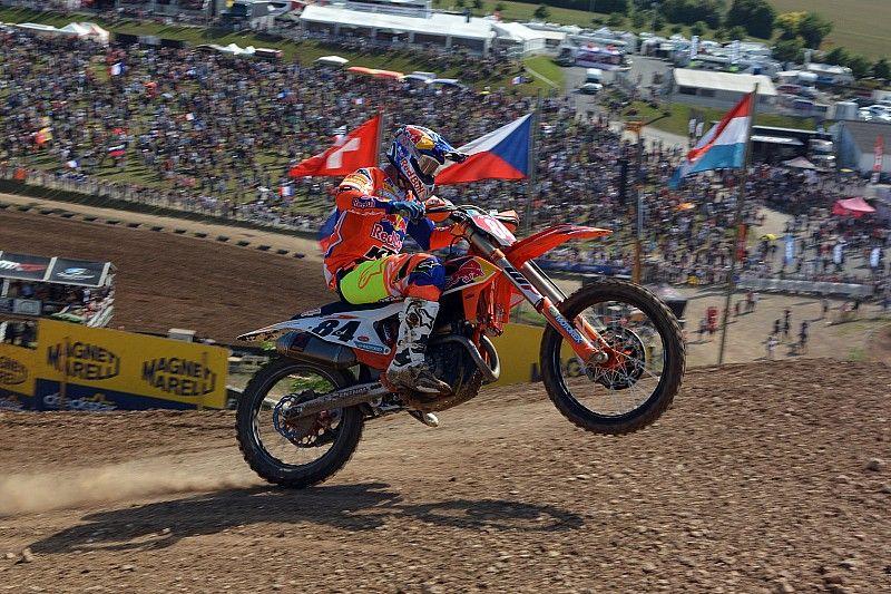 Jeffrey Herlings torna a prendersi la pole position in Francia