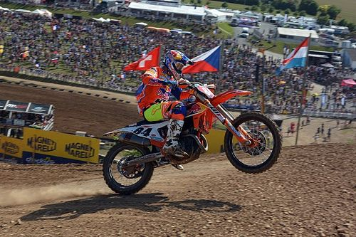 Jeffrey Herlings torna a prendersi la pole position in Francia