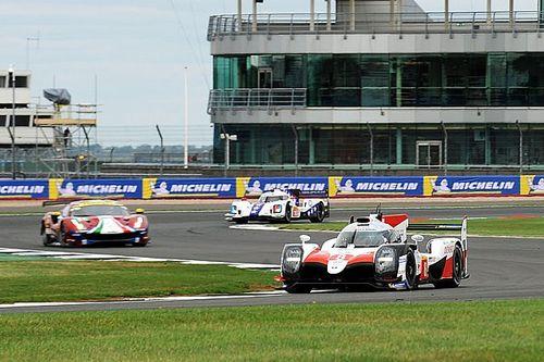 Alonso pone en cabeza al Toyota #8 en la tercera sesión de libres
