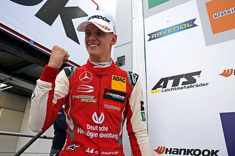 F3 Red Bull Ring: Schumacher ambil alih puncak klasemen