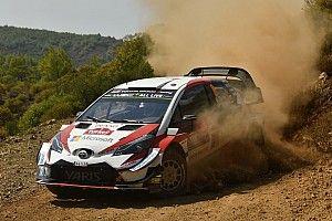 Ott Tanak fa tris nella doppietta Toyota in Turchia e si rilancia nella corsa al titolo