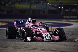 Pérez confirme que Force India est bien la quatrième équipe