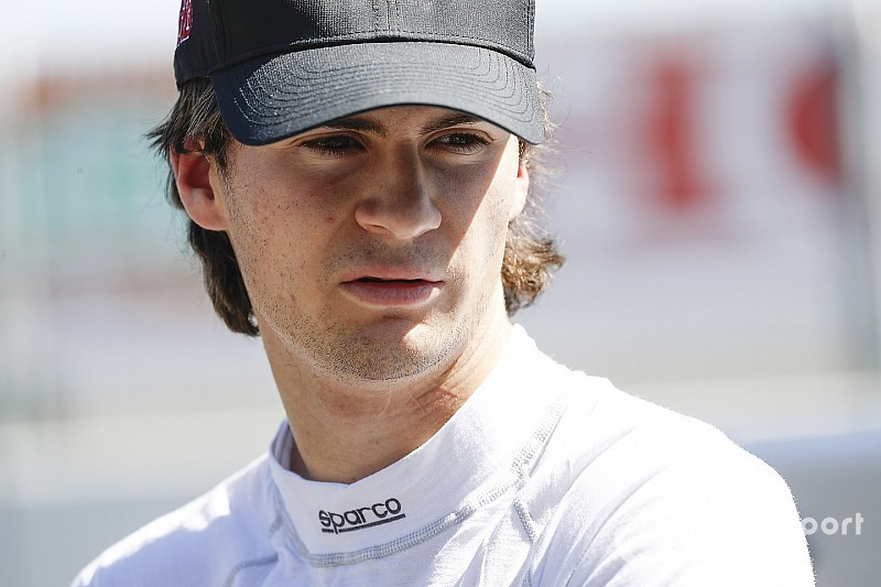 Herta lands first blow in IndyCar Spring Training
