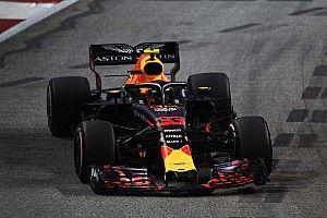 """Verstappen, sobre segundo lugar: """"É como uma vitória"""""""