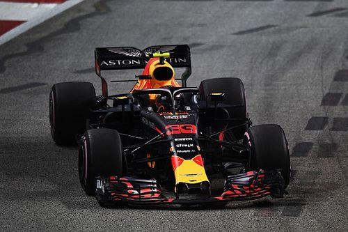 Przerywający silnik pozbawił Verstappena pole position