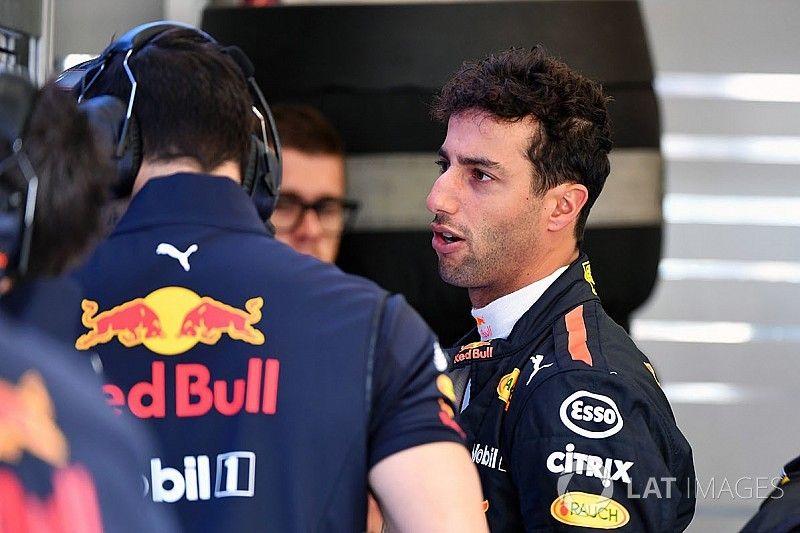 Ricciardo esperaba otra reacción de Red Bull a su fichaje por Renault