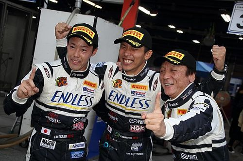 3号車GT-Rの山内英輝「速さを引き出してくれたチームに感謝」