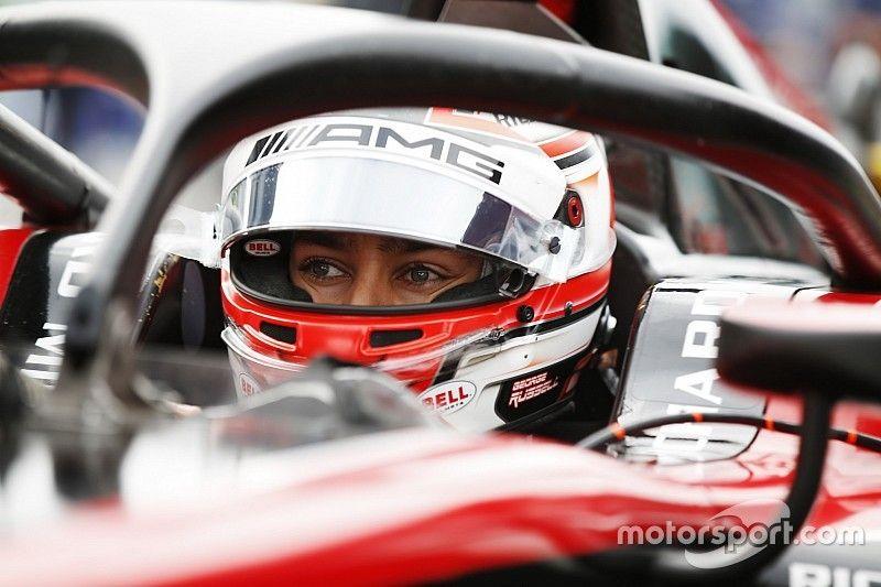 Russell geeft titelgevecht in F2 prioriteit boven vrijdagtrainingen in F1