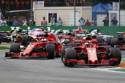 Hakkinen: Ferrari, Monza zaferini Raikkonen/Vettel savaşı yüzünden kaybetti