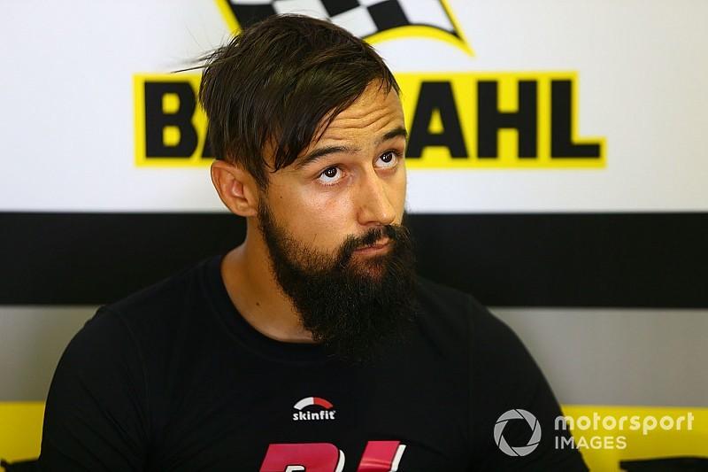 Krummenacher en décembre du Mondial Supersport à l'Asia Road Racing Championship