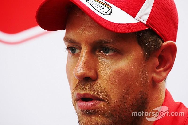 Vettel: Räikkönen a pole-ból kezd, megnyerheti a futamot