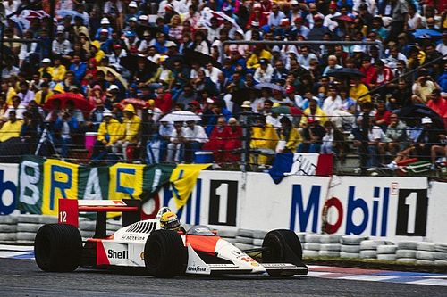 How McLaren shattered all F1 records in 1988