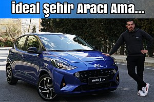 2020 Hyundai i10 1.2 MPI AMT Elite | Neden Almalı?